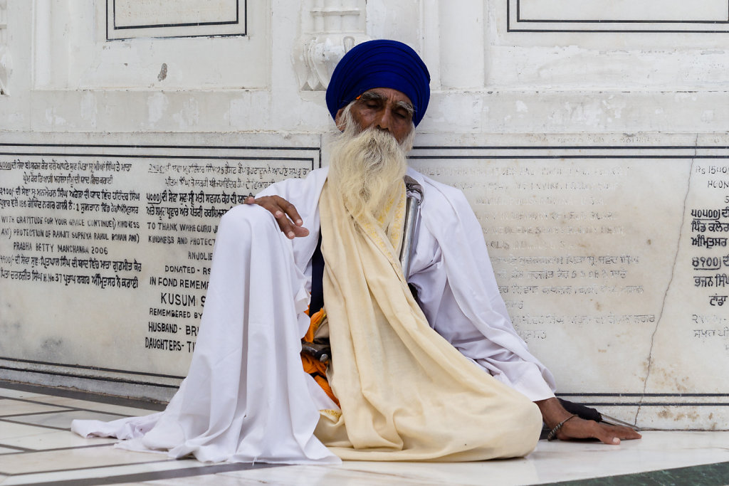 Sikh people, Amritsar