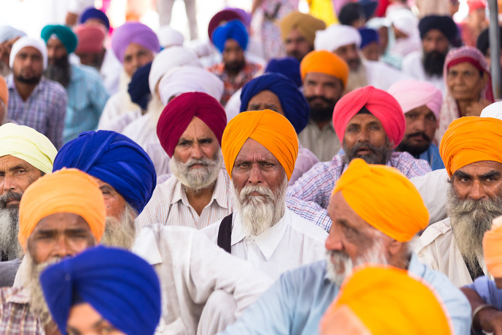 Sikh people, Amritsar