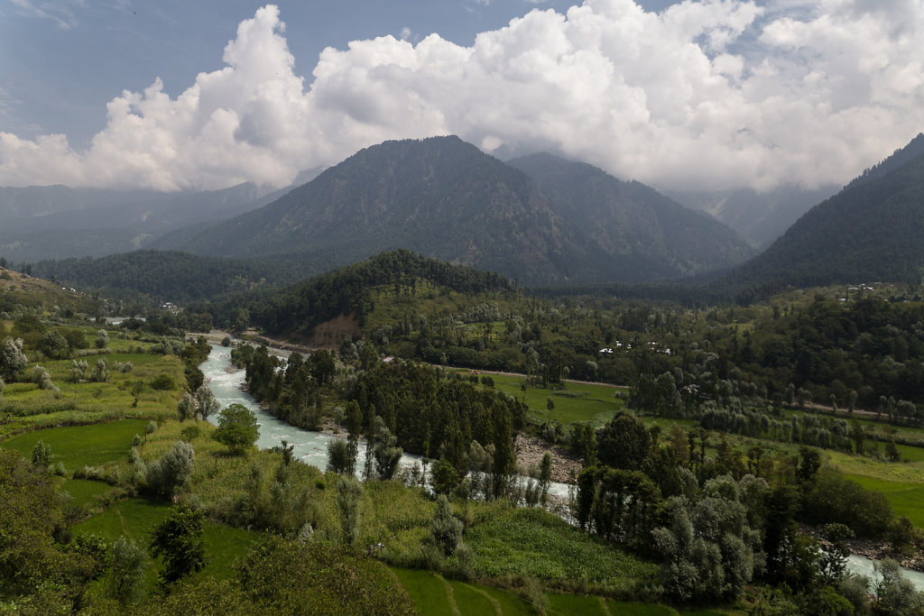 Lidder Valley, Kashmir