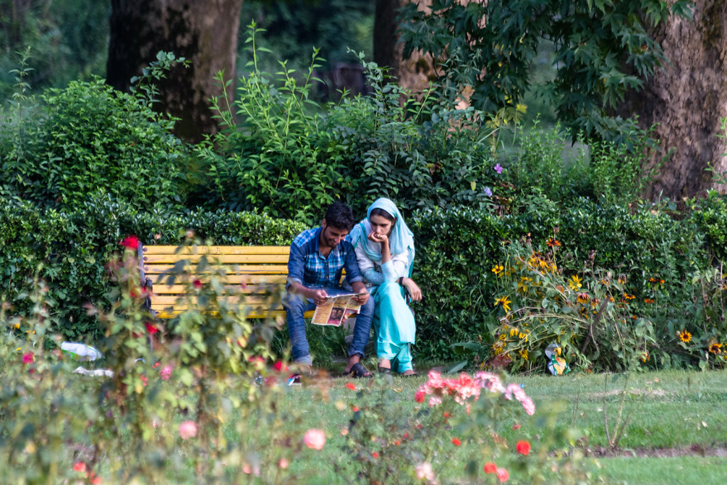 Kashmir people