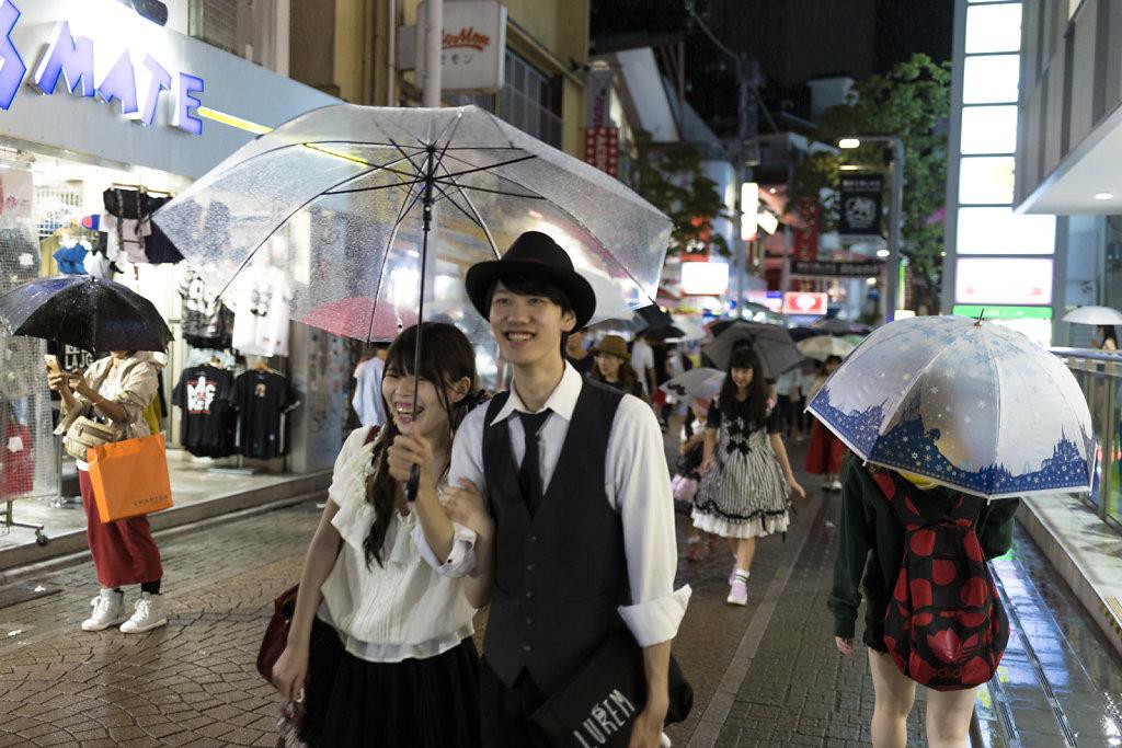People of Tokyo