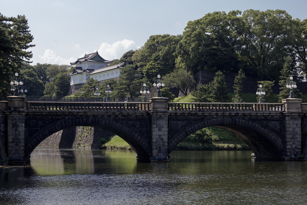Gardens of the Imperial Palace